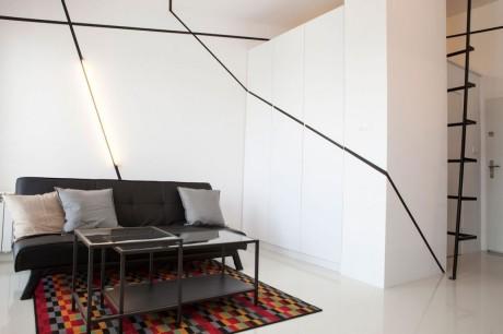 Квартира-студия в Польше