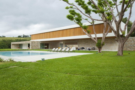 Очень бразильский дом