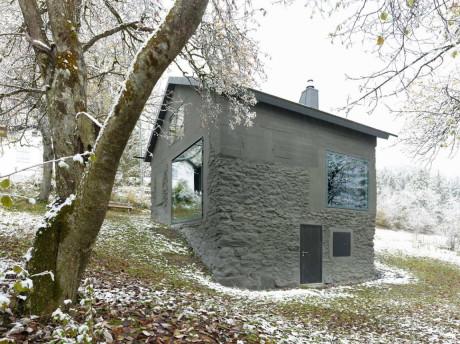Дачный дом в Швейцарии