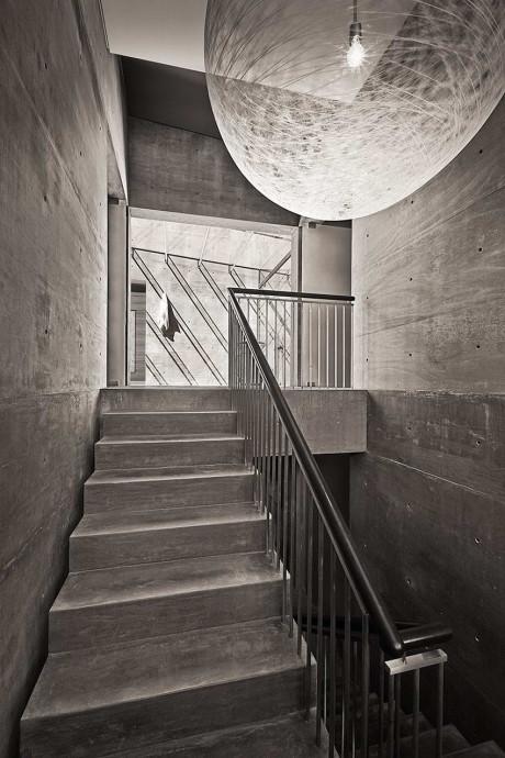 Резиденция Торо Каньон (Toro Canyon Residence) в США от Shubin + Donaldson.