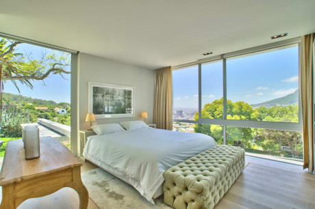 Вилла Saebin (Villa Saebin) в Южной Африке от Greg Wright Architects.