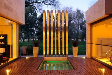 Дом ST56 (Casa ST56) в Аргентине от Epstein Arquitectos.