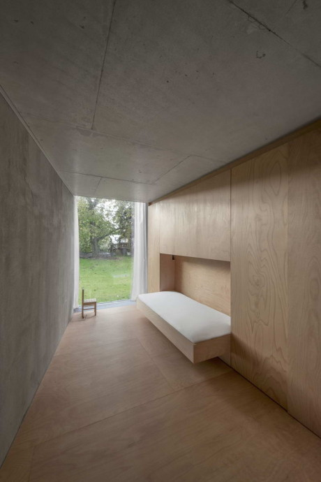Дом Хамелеон (Chameleon House) в Чехии от Petr Hajek Architekti.