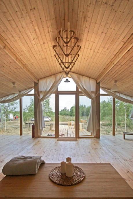 ДубльДом-40 (Double House 40) в России от BIO architects.