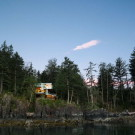 Gambier Island House 1