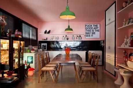Дом PIL (PIL House) в Бразилии от Studio Guilherme Torres.