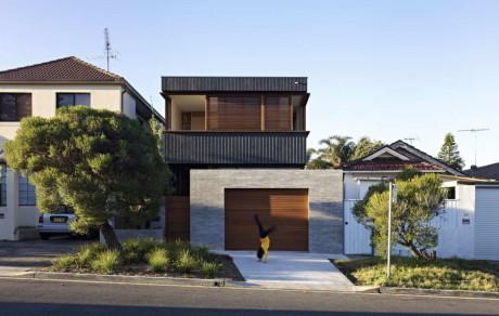 Городской дом в Австралии