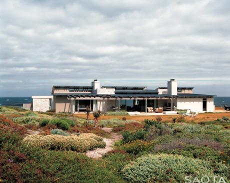 Дом у океана в ЮАР