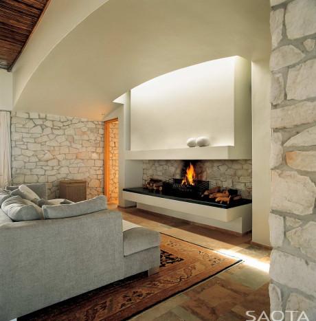 Дом Спречер (Sprecher House) в ЮАР от SAOTA.