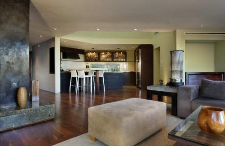 Резиденция в Западном Голливуде (West Hollywood Residence) в США от (fer) studio.