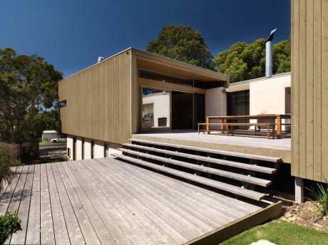 Пляжный дом в Австралии