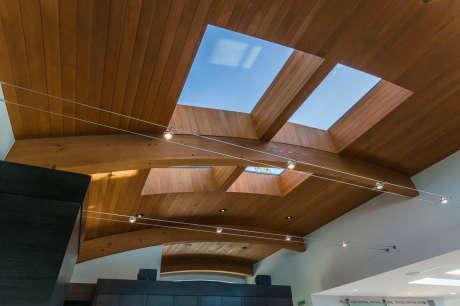 Дом Каденция (Cadence Residence) в Канаде от Keith Baker Design.