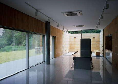 Дом Хонсинзи (Honsinzi House) в Южной Корее от SPLK Architects & Partners.