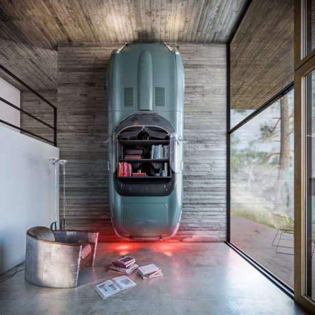 Дом на природе (House in Nature) от Design Raum.