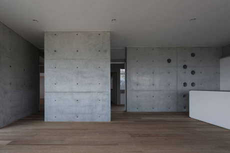 Дом в Тадзири 2 (House in Tajiri 2) в Японии от Kazunori Fujimoto Architect & Associates.
