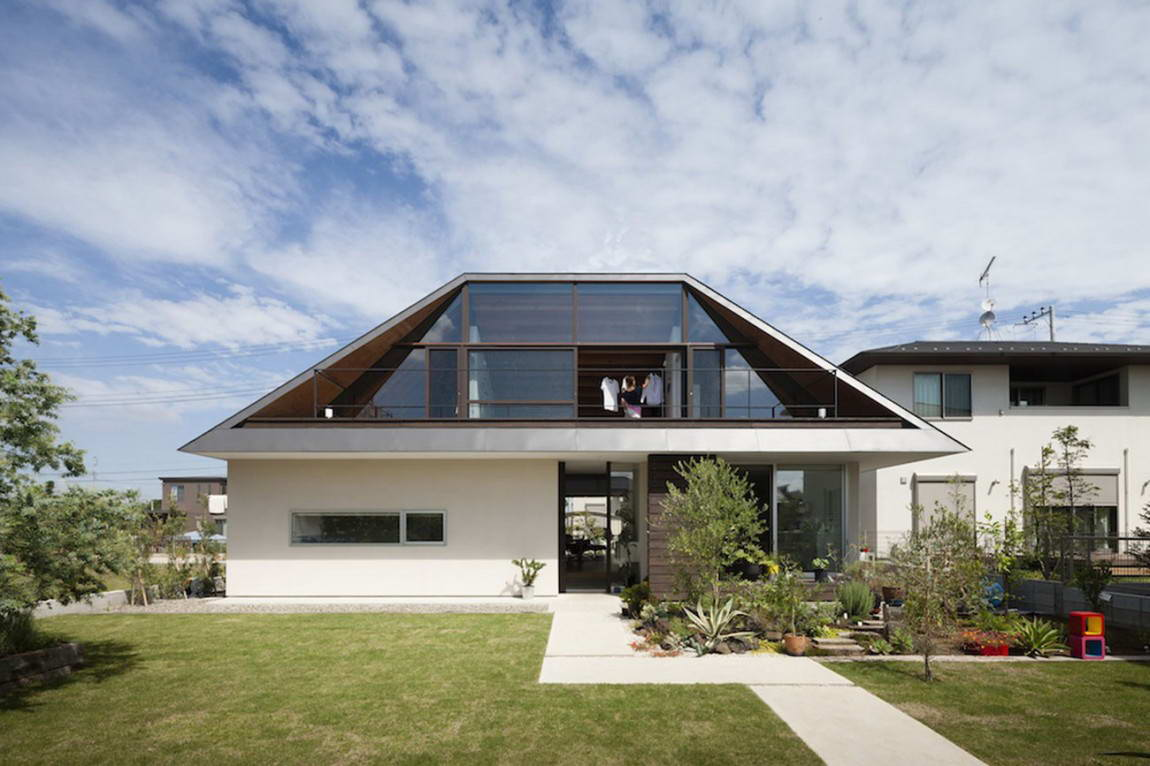 Дизайн крыши фото