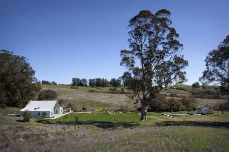 Современное ранчо в США