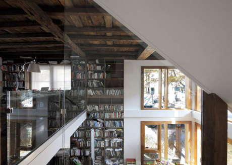 Поликарбонатный дом (Polycarbonate House) в США от Alessandro Armando и Manfredo di Robilant.