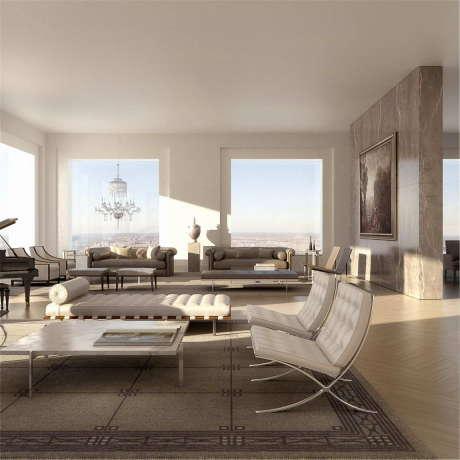 432 Park Avenue в США, от Rafael Vinoly Architects.