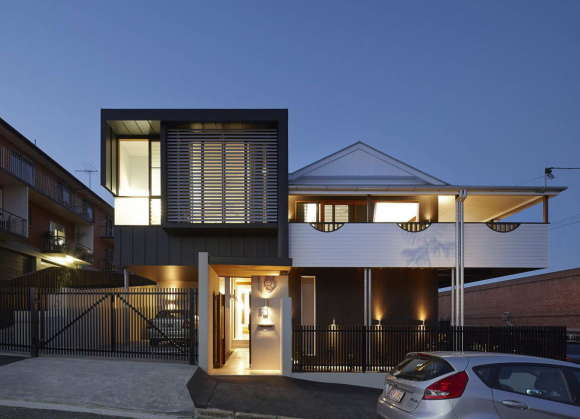 Семейный дом в Австралии
