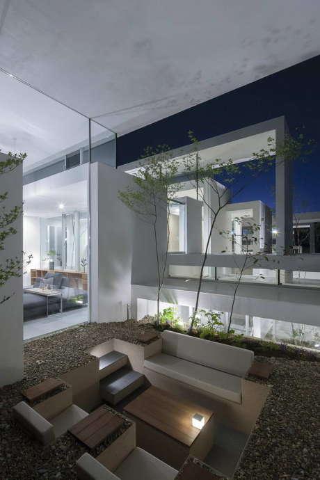 Космический дом (Cosmic) в Японии от UID.