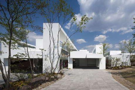 Дом без границ в Японии