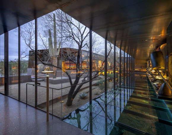 Desert Courtyard House 11