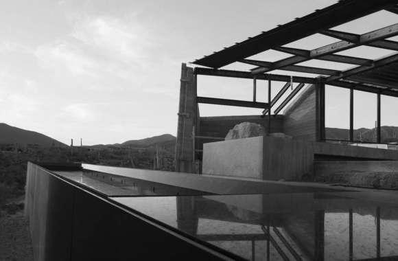 Desert Courtyard House 16