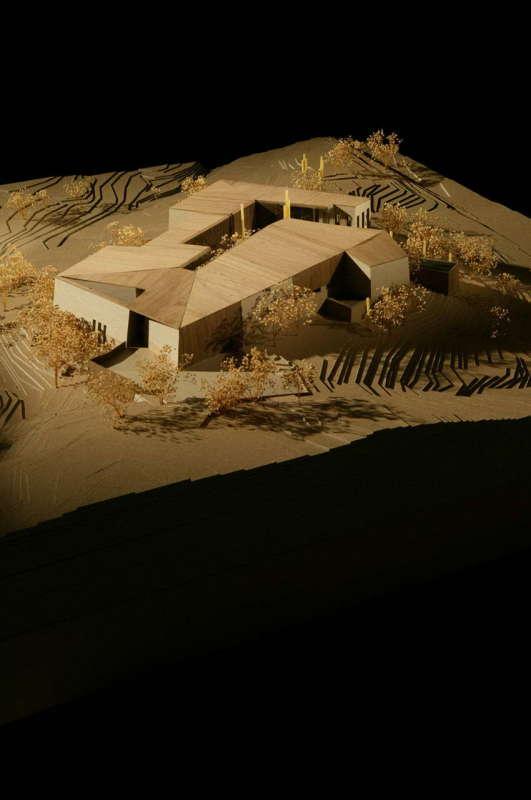 Desert Courtyard House 26