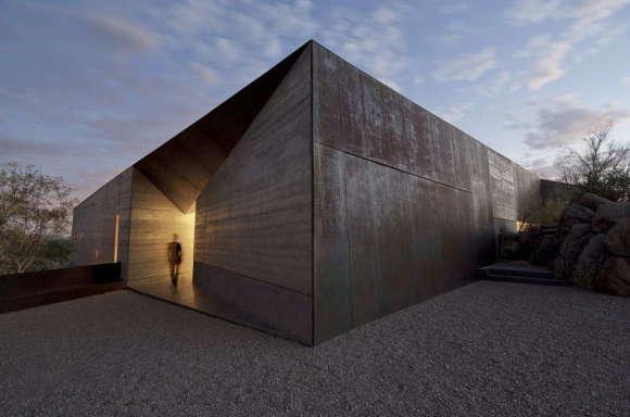 Desert Courtyard House 4