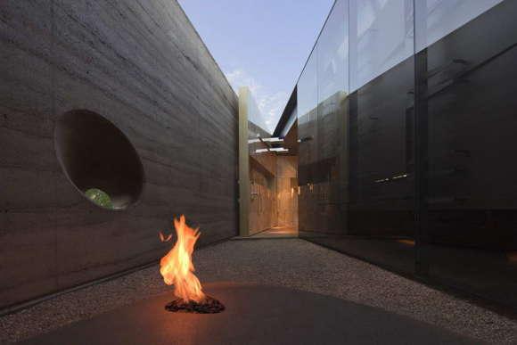 Desert Courtyard House 6