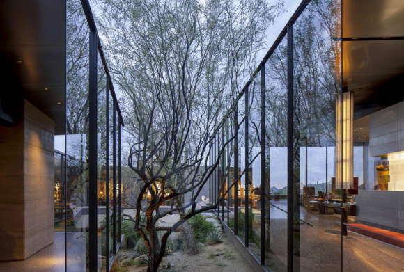Desert Courtyard House 8