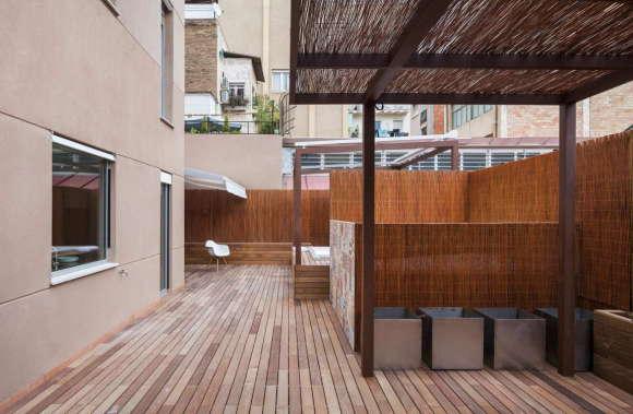 Двухэтажная квартира в Испании
