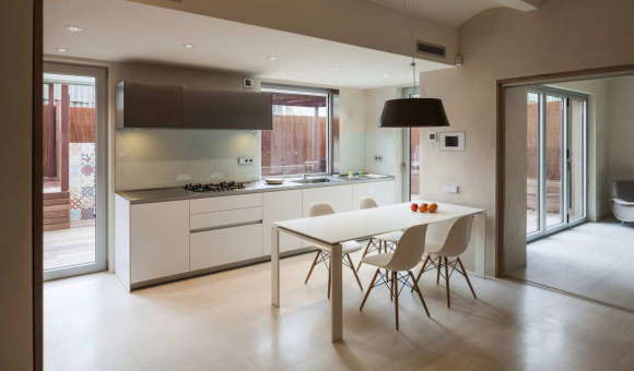Duplex in Gracia 6