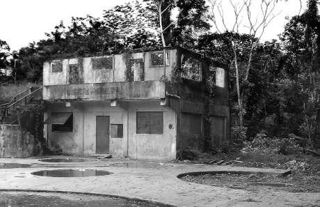 Преобразование здания в Пуэрто-Рико