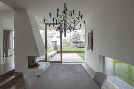 Дом Крайллинг (House Krailling) в Германии от Unterlandstattner Architekten.
