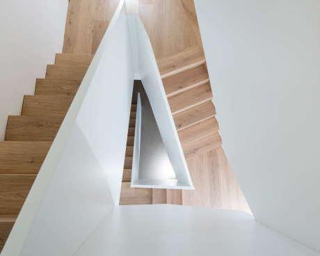 Дом Т (House T) в Австрии от Haro Architects.