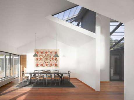 Дом в Футроно (House in Futrono) в Чили от Cristian Izquierdo Lehmann.
