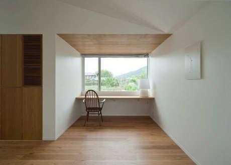 Дом в Ногаторо (House in Nagatoro) в Японии от Case-Real