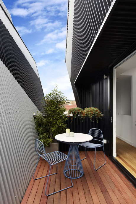Дом на Хантер Стрит (Hunter Street, в Австралии от ODR Architects.