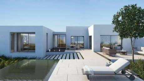 Проект Сан-Мигель-де-Салинас (San Miguel de Salinas) в Испании от ABATON.