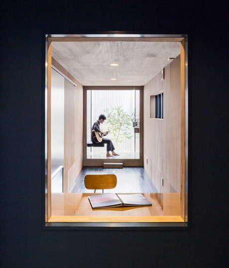Дом Пейзаж (Scape House) в Японии от FORM / Kouichi Kimura Architects.