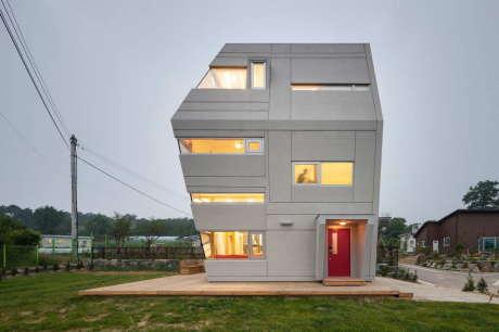 В Южной Корее до сих пор более половины населения живёт в городских квартирах. В последнее время начался бум в строительстве частных домов и индивидуальные архитектурные проекты вошли в моду. Многие молодые пары с детьми всё чаще предпочитают сменить городское жилище на свой неповторимый дом.