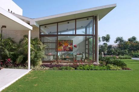Загородный дом в Индии