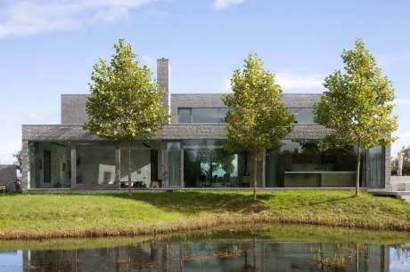 Кирпичная вилла в Голландии