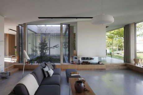 Вилла Стамербос (Villa Stamerbos) в Голландии от 70F architecture.