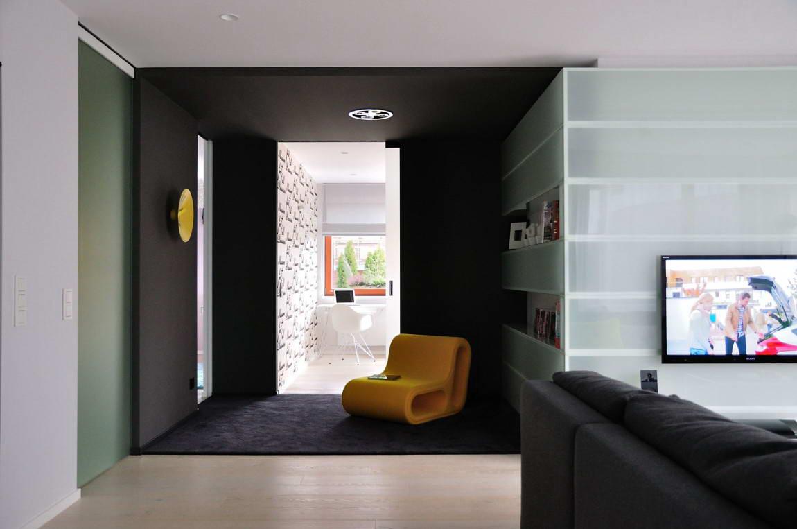 Интерьер квартир 90