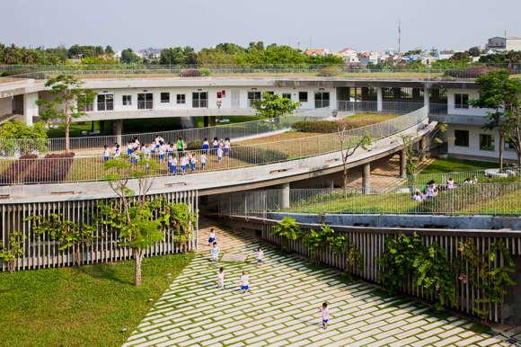 Spirals Farming Kindergarten 3