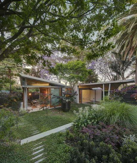 Садовый проект (The Garden Project) в Австралии от Welsh+Major.