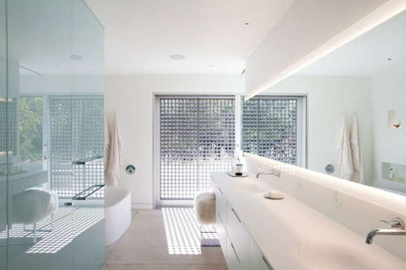 Резиденция Тернер (Turner Residence) в США от Jensen Architects.